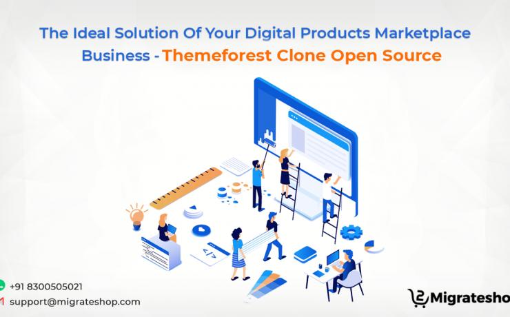 Themeforest Clone Open Source