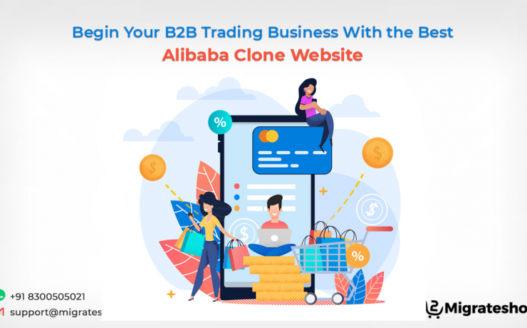 alibaba clone website - migrateshop