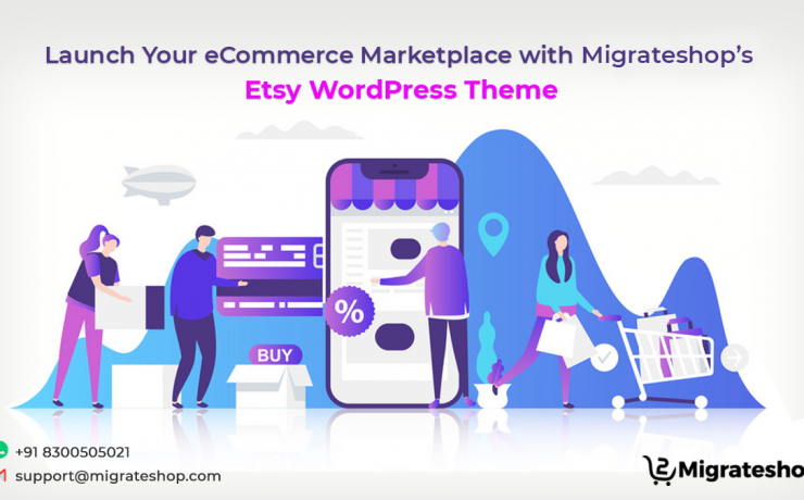 etsy wordpress theme - migrateshop