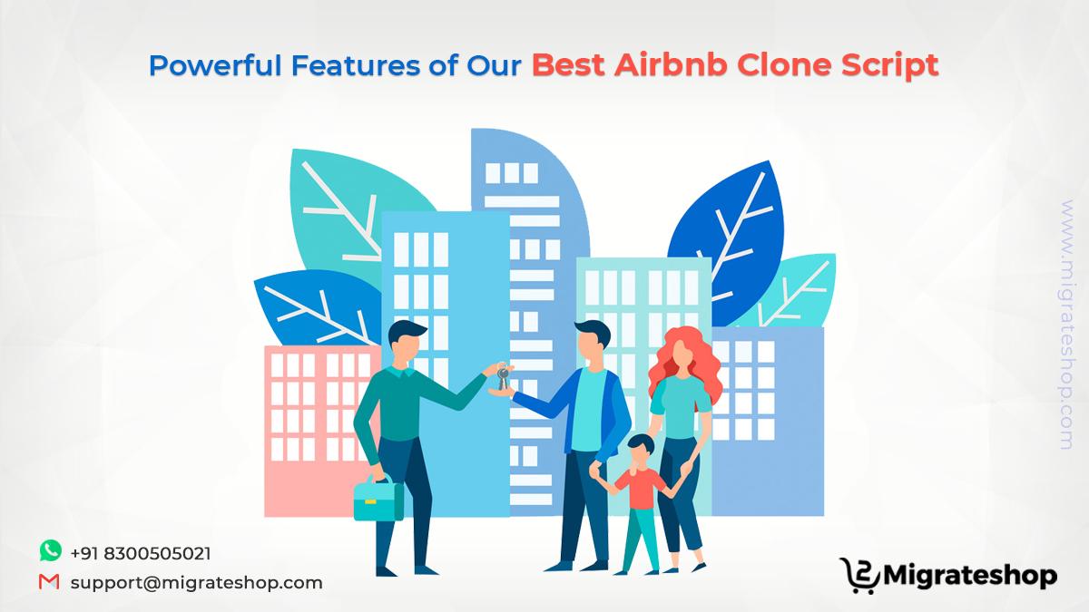 Airbnb Clone Script
