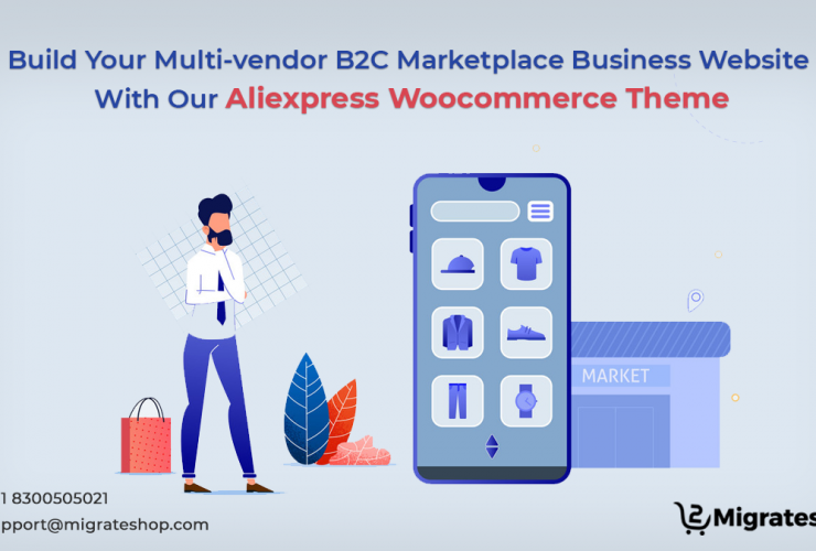 Aliexpress Woocommerce Theme