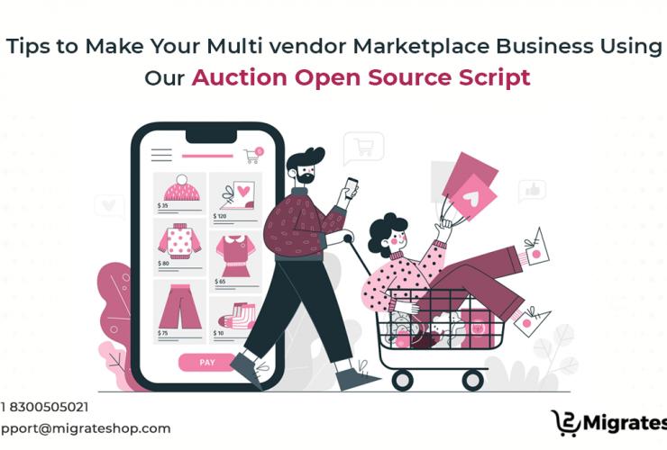 Auction Open Source Script