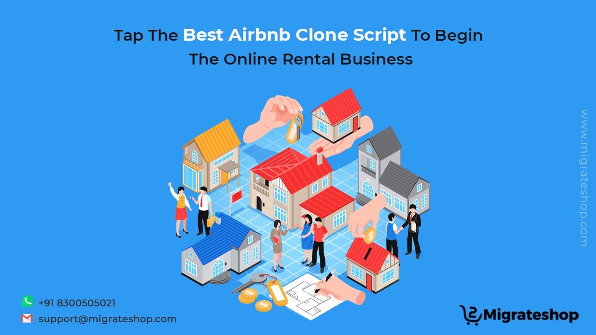 Best Airbnb Clone Script