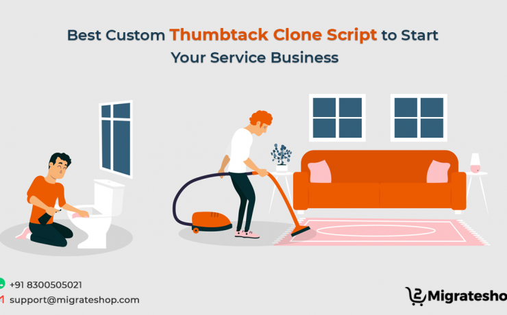 Custom Thumbtack Clone Script