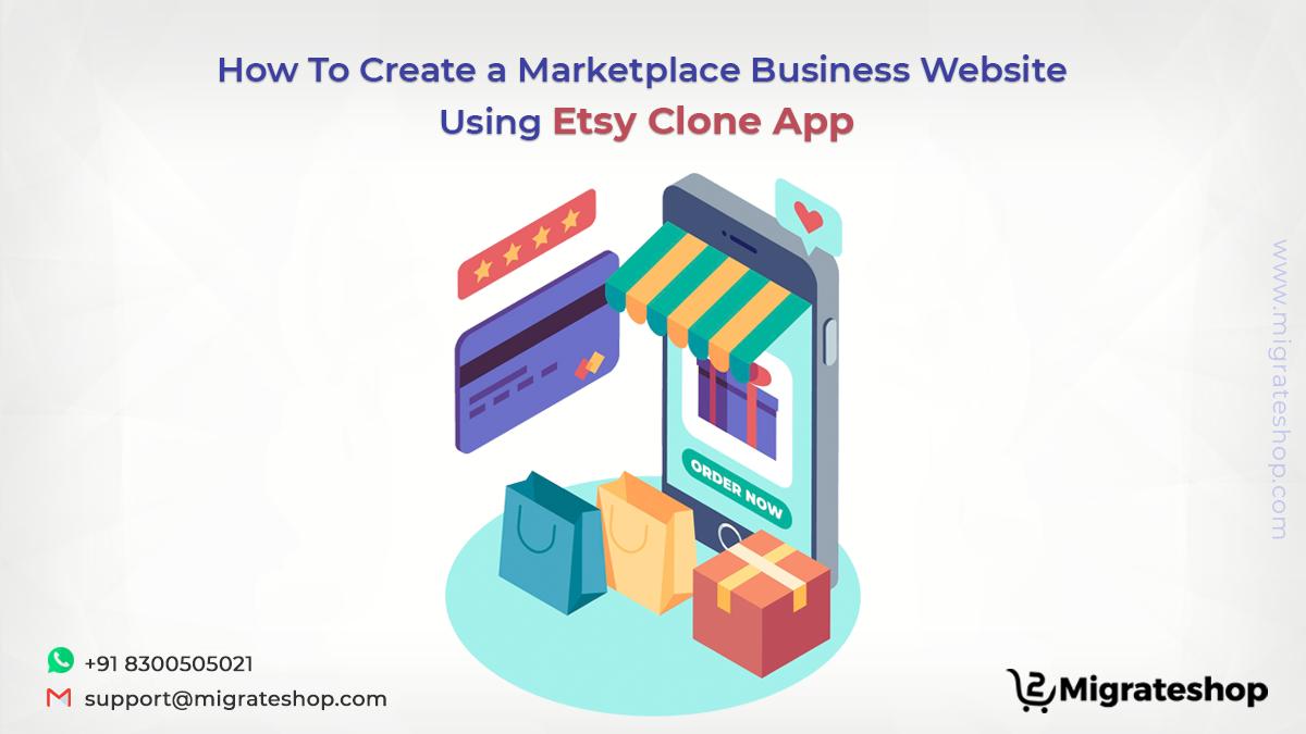 Etsy Clone App