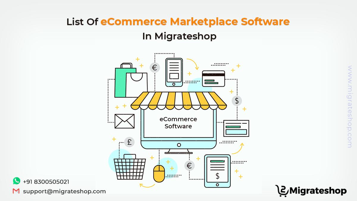 Migrateshop Marketplace Software