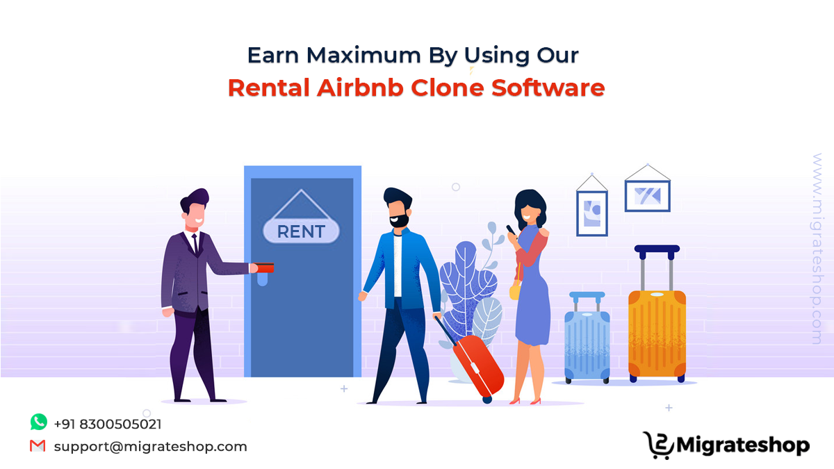 Rental Airbnb Clone Software