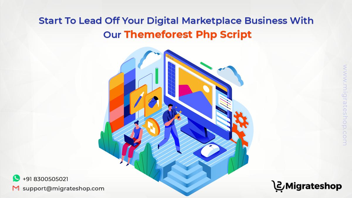 Themeforest PHP script