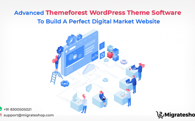 Themeforest WordPress Theme