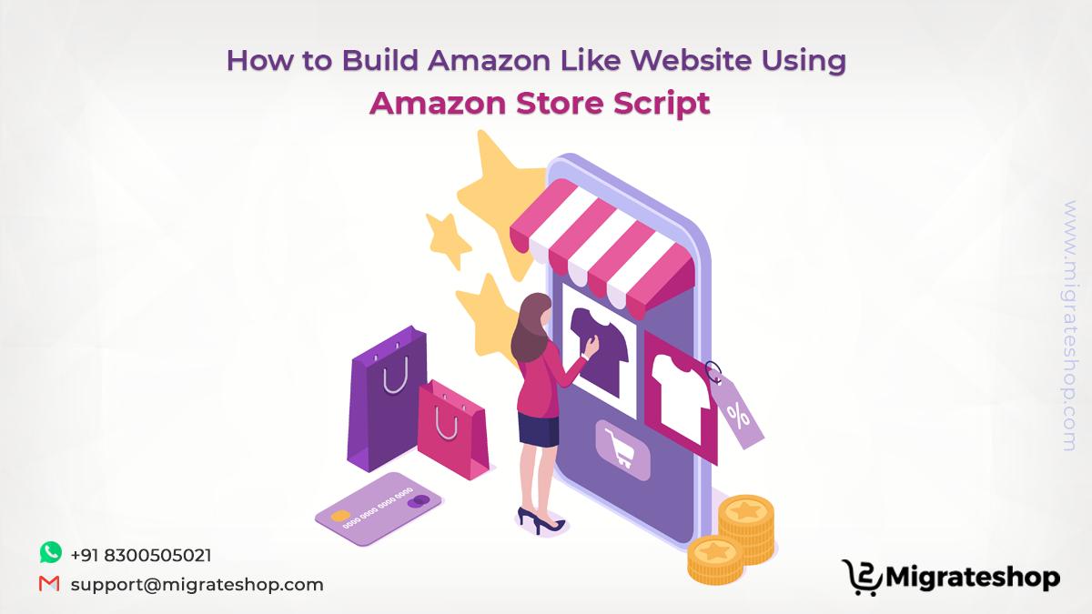 amazon-like-website