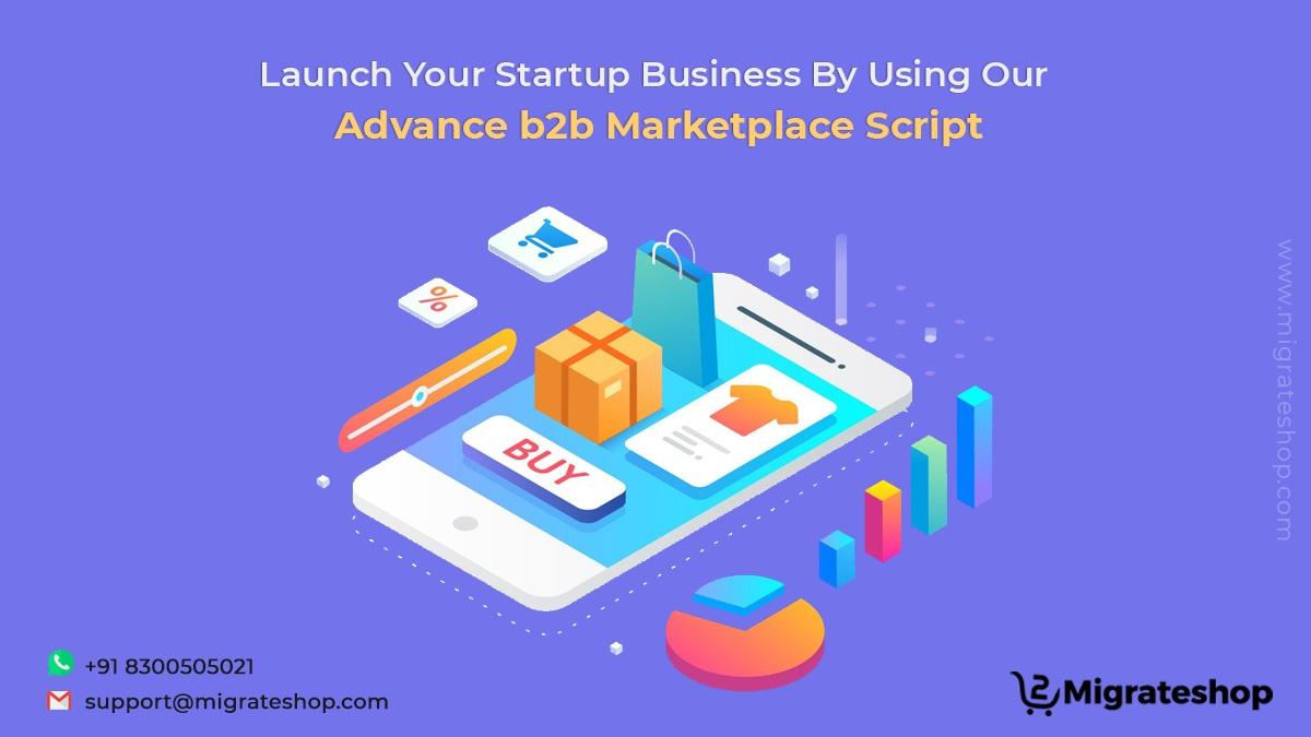 Advance b2b Marketplace Script