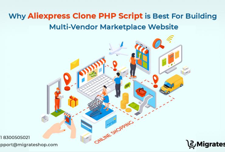 Aliexpress Clone PHP Script
