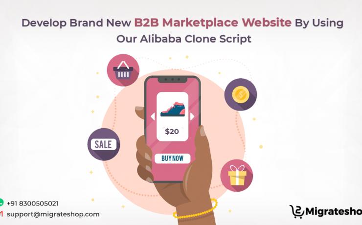 B2B Marketplace Website