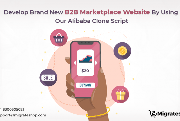 B2B Marketplace Website