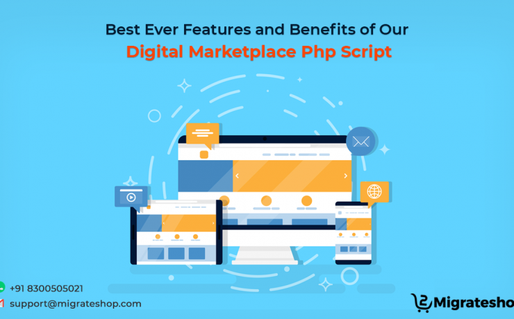 Digital Marketplace Php Script
