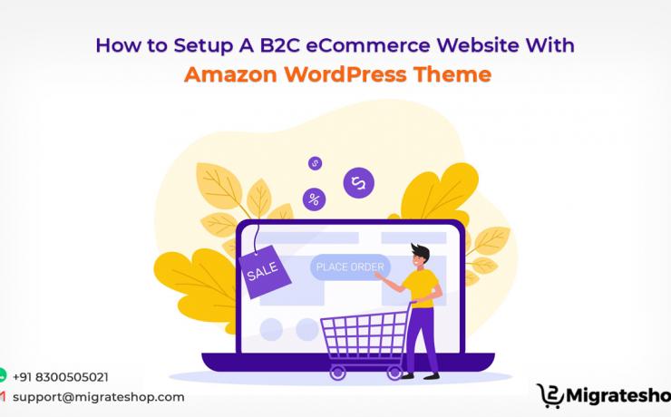 How to Setup A B2C eCommerce Website With Amazon WordPress Theme