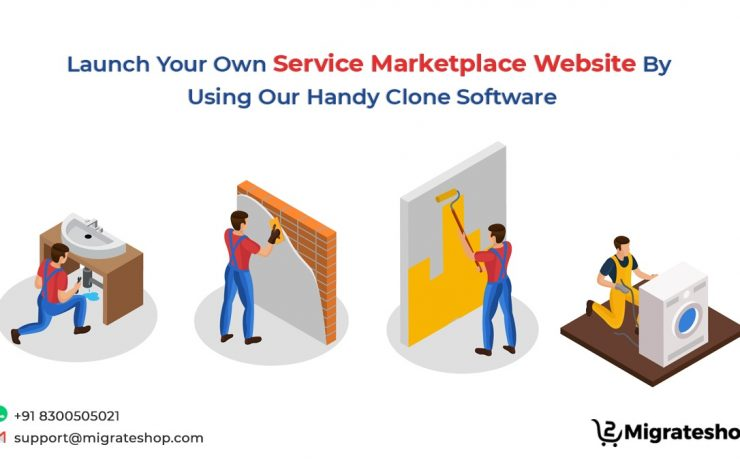 Service Marketplace Website