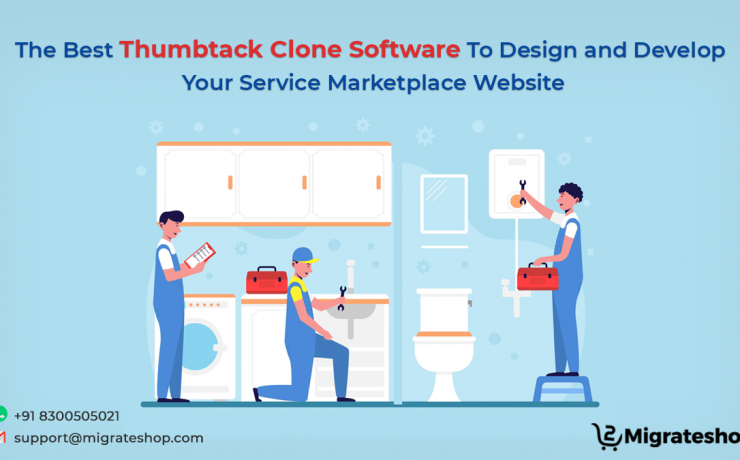 Thumbtack Clone Software