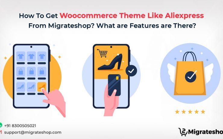 Woocommerce Theme like Aliexpress