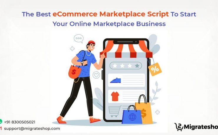 eCommerce Marketplace Script