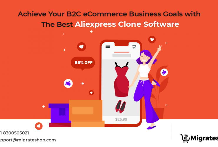 Achieve Your B2C eCommerce Business Goals with The Best Aliexpress Clone Software