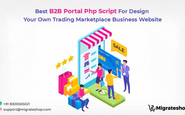 B2B Portal Php Script