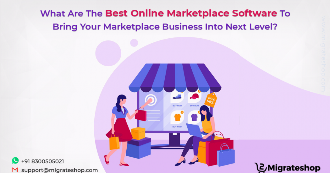 Best Online Marketplace Software