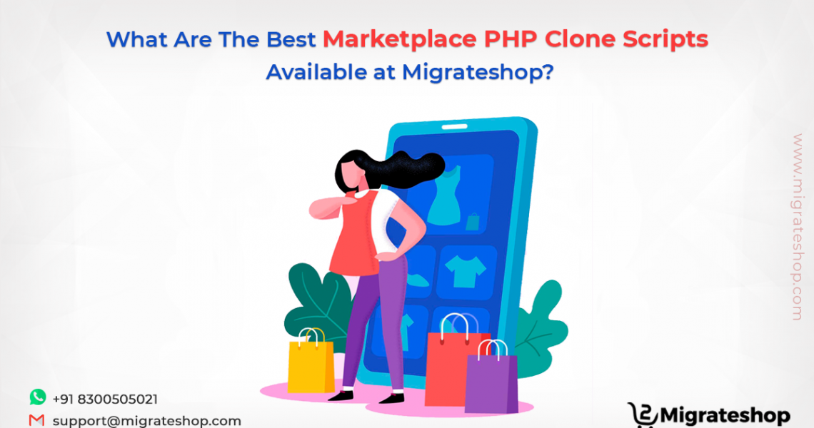 Marketplace PHP Clone Scripts