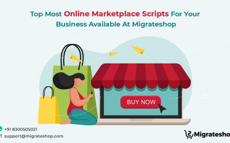 Online Marketplace Scripts