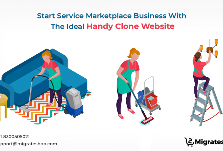 Start Service Marketplace Business With The Ideal Handy Clone Website
