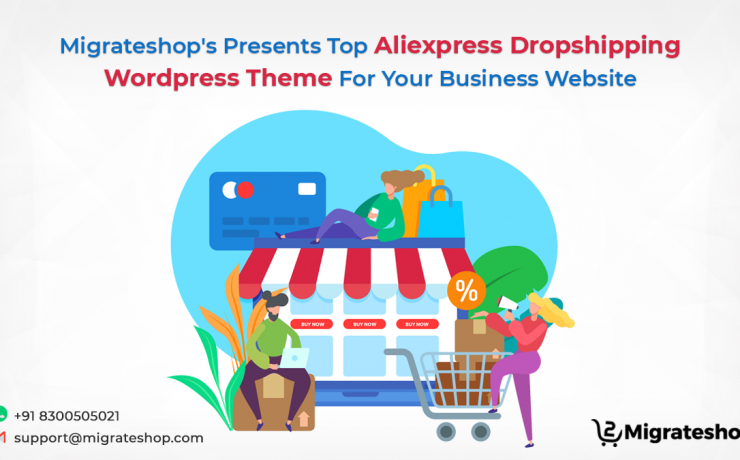 Aliexpress Dropshipping Wordpress Theme