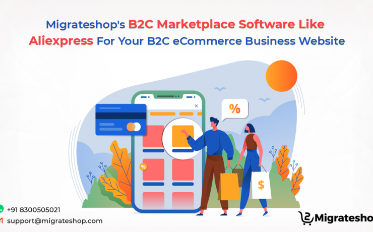 B2C Marketplace Software like Aliexpress