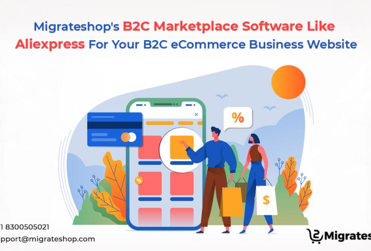 B2C Marketplace Software like Aliexpress