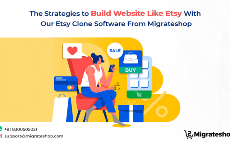 Build Etsy Like Website