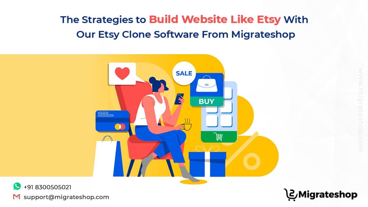Build Etsy Like Website
