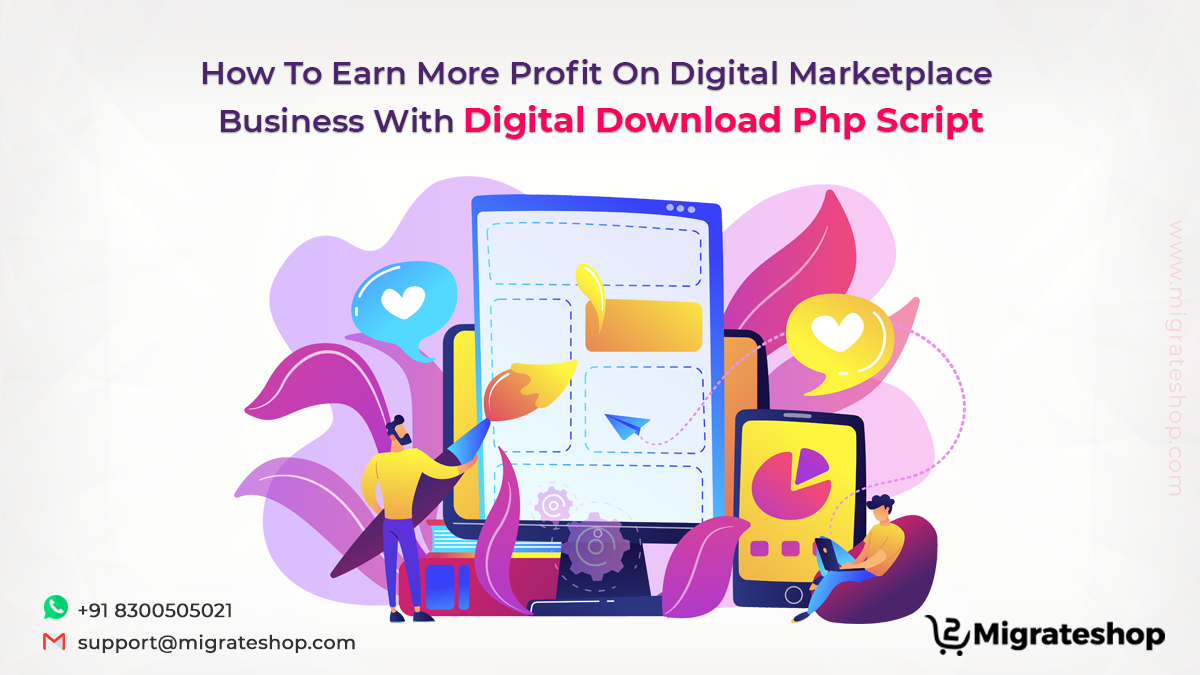 Digital Download Php Script
