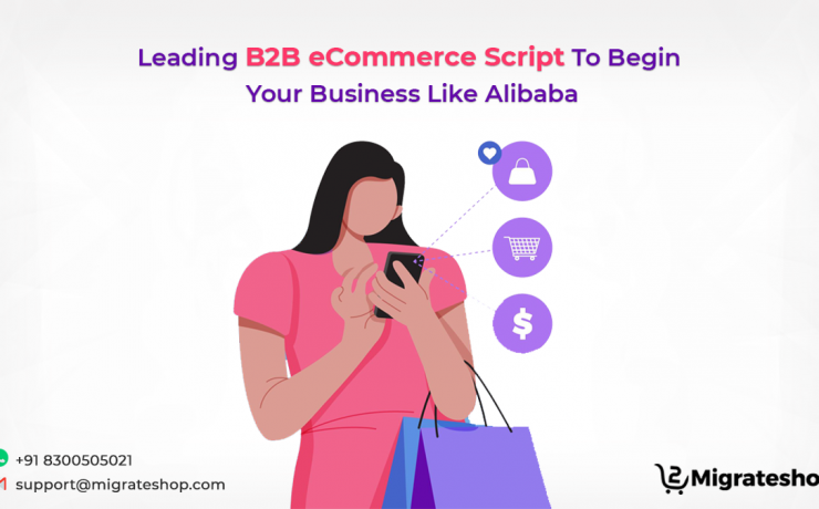 Leading B2B eCommerce Script To Begin Your Business Like Alibaba