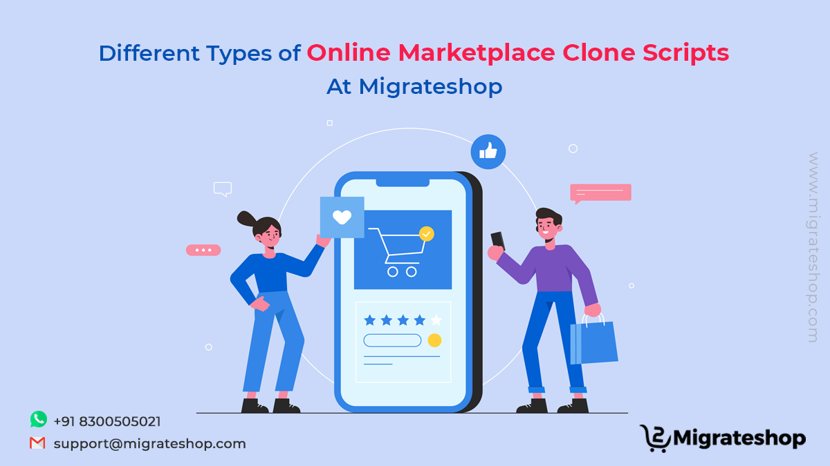 Marketplace Clone Scripts