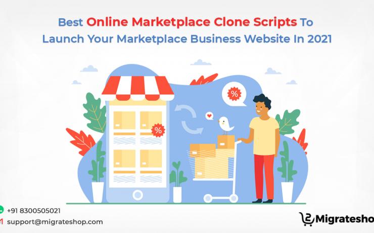 Online Marketplace Clone Scripts