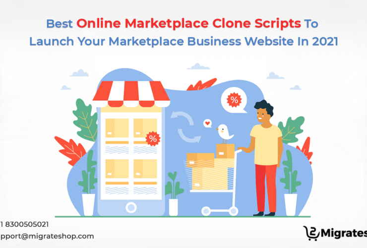 Online Marketplace Clone Scripts