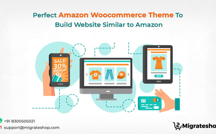 Perfect Amazon Woocommerce Theme To Build Website Similar to Amazon