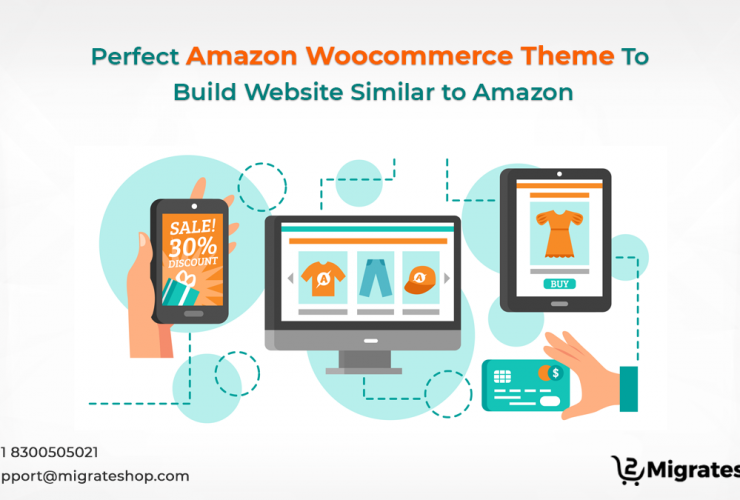 Perfect Amazon Woocommerce Theme To Build Website Similar to Amazon