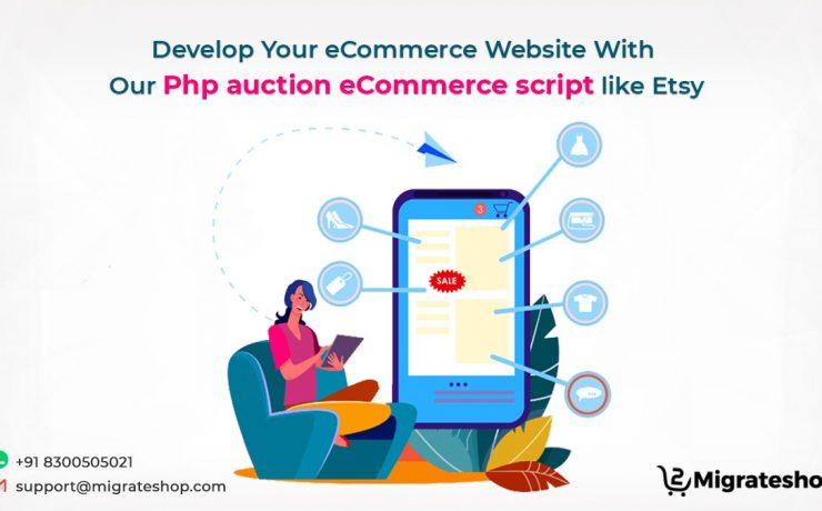 Php Auction eCommerce Script
