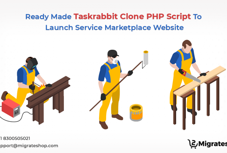 Ready Made Taskrabbit Clone PHP Script To Launch Service Marketplace Website