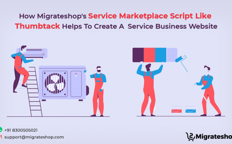 Service Marketplace Script like Thumbtack