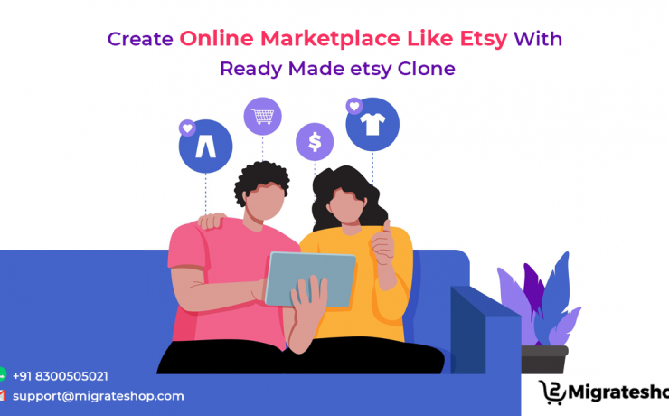 Create Online Marketplace Like Etsy With Ready Made Etsy Clone
