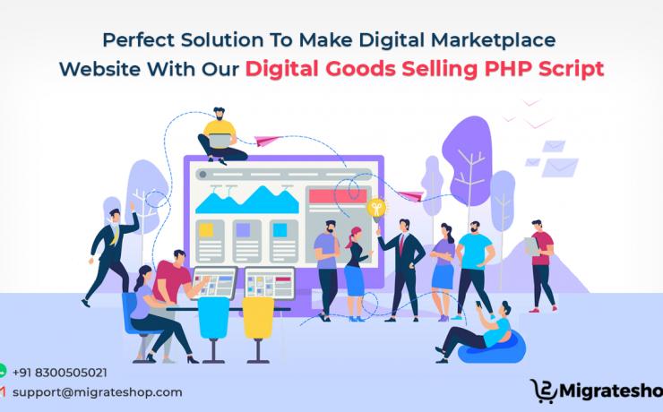 Digital Goods Selling PHP Script