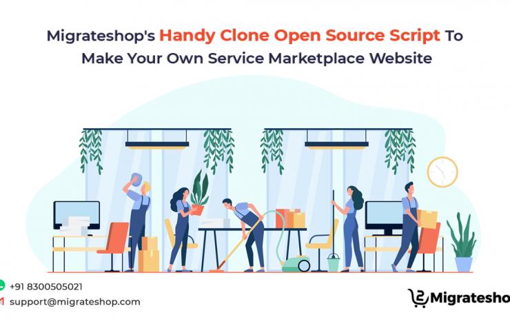 Handy Clone Open Source Script