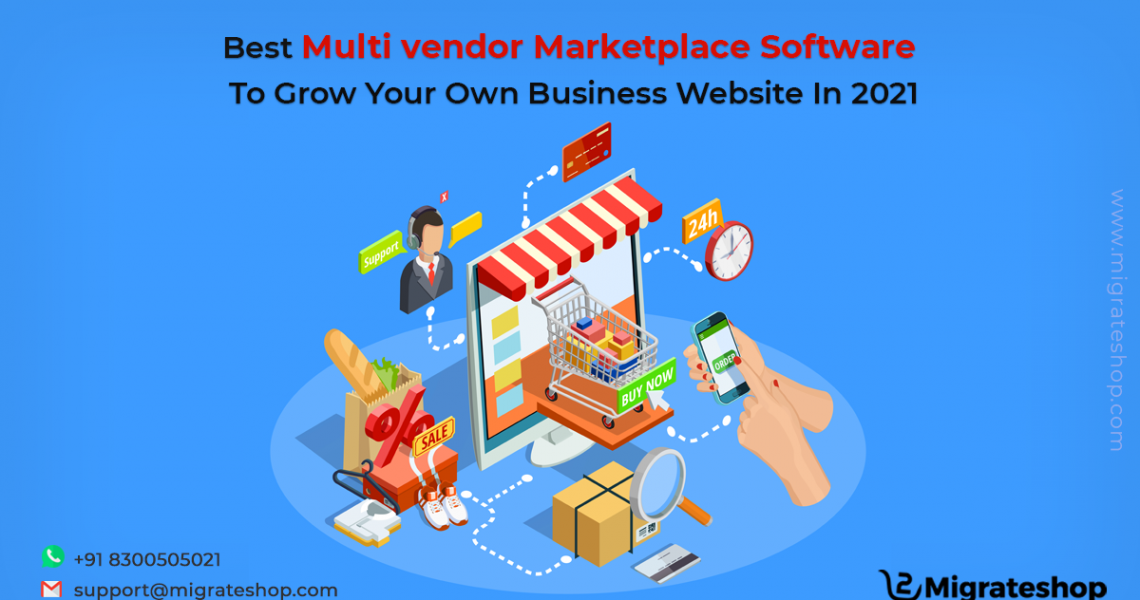 Multi-vendor Marketplace Software
