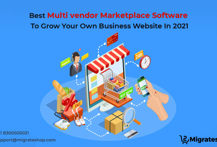 Multi-vendor Marketplace Software
